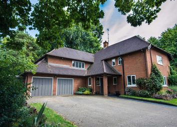 Thumbnail 5 bedroom detached house for sale in Rockleigh, Hertford, Herts