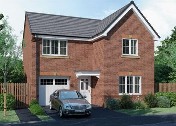 "Thumbnail 3 bedroom detached house for sale in ""The Tweed"" at Ambridge Way, Seaton Delaval, Whitley Bay"