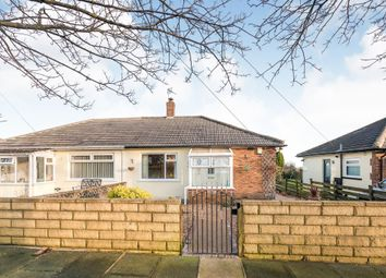 Thumbnail 1 bed semi-detached bungalow for sale in Stephen Road, Bradford