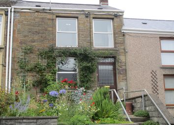 Thumbnail 2 bed terraced house for sale in Wern Road, Ystalyfera, Swansea, City And County Of Swansea.