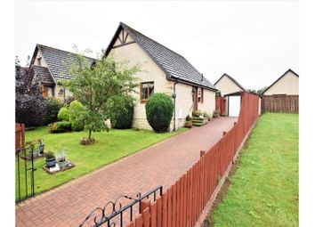 Thumbnail 3 bed detached house for sale in Baillie Avenue, Shotts