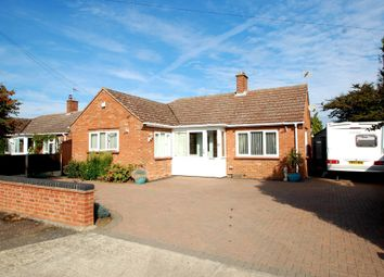 Thumbnail 2 bed detached bungalow for sale in Lawns Close, West Mersea, Colchester