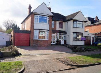 Thumbnail 4 bedroom semi-detached house for sale in Steel Road, Birmingham