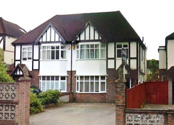 Thumbnail 4 bed semi-detached house for sale in Roehampton Vale, London