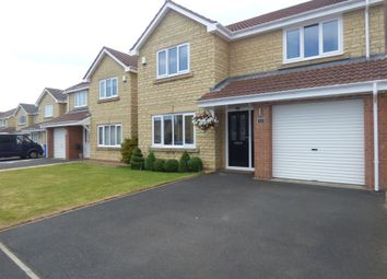 Thumbnail 4 bed detached house for sale in Chase Meadows, Blyth