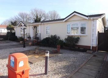 Thumbnail 2 bed mobile/park home for sale in Shoeburyness, Southend-On-Sea, Essex