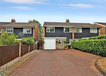 Thumbnail 3 bed semi-detached house for sale in Jamage Road, Talke Pits, Stoke-On-Trent