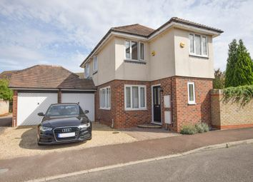 Thumbnail 4 bedroom detached house for sale in Melford Close, Burwell, Cambridge