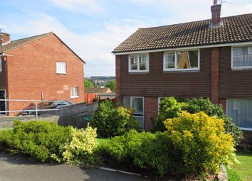 Thumbnail 3 bed property to rent in Elford Crescent, Plympton, Plymouth