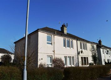 Thumbnail 2 bed flat for sale in 93, Lochfield Road, Paisley, Renfrewshire