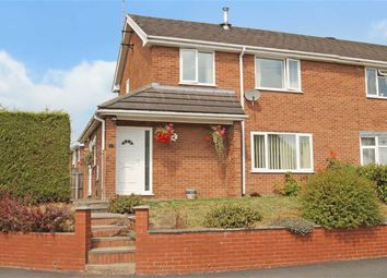 Thumbnail 3 bed semi-detached house for sale in Fernhill Avenue, Gobowen, Oswestry