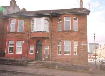 Thumbnail 2 bed flat for sale in Portland Street, Dunbeth, Coatbridge
