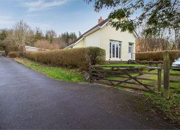 Thumbnail 3 bed detached bungalow for sale in Farm Road, Nantyglo, Ebbw Vale, Blaenau Gwent