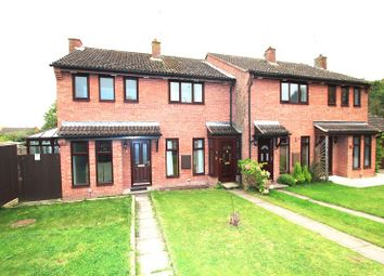 Thumbnail 2 bedroom terraced house to rent in Portway, Riseley, Reading