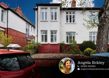 Thumbnail 3 bedroom flat for sale in Winchester Avenue, Penylan, Cardiff