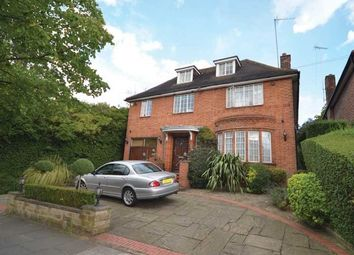 Thumbnail 6 bedroom detached house for sale in Norrice Lea, London