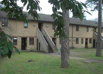 Thumbnail 1 bedroom maisonette to rent in Howorth Court, Blewburton Walk, Bracknell