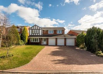 Thumbnail 5 bed detached house for sale in Cranmore Grove, Stone, Staffordshire