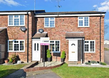 Thumbnail 2 bedroom terraced house for sale in Mapledown Close, Southwater, Horsham, West Sussex