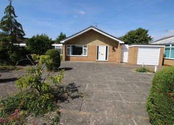 Thumbnail 3 bed detached bungalow for sale in Dryden Close, St. Ives, Huntingdon