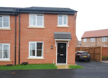 Thumbnail 3 bed terraced house to rent in 7 Damson Avenue, Malton