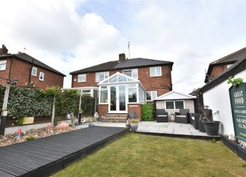 Thumbnail 3 bed semi-detached house for sale in Templestowe Hill, Leeds, West Yorkshire