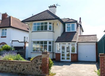 Thumbnail 4 bed detached house for sale in Parkanaur Avenue, Southend-On-Sea, Essex