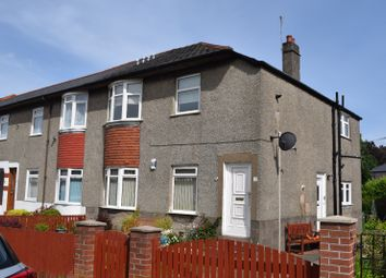 Thumbnail 2 bed flat for sale in 35 Memus Avenue, Cardonald