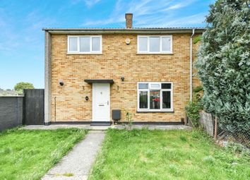 Thumbnail 3 bed end terrace house for sale in Banwell Avenue, Swindon