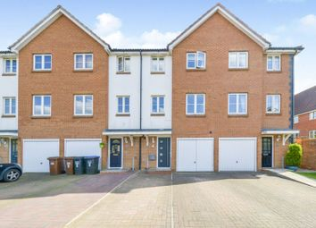 Thumbnail 3 bed town house for sale in Purdom Road, Welwyn Garden City