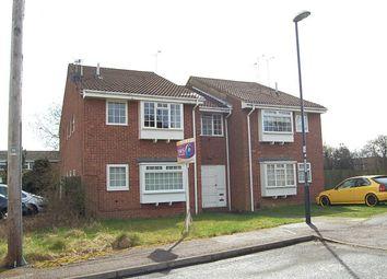 Thumbnail 1 bed flat to rent in Mondello Drive, Alvaston, Derby