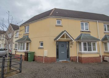 Thumbnail 3 bed terraced house for sale in Auctioneers Close, Plympton, Plymouth