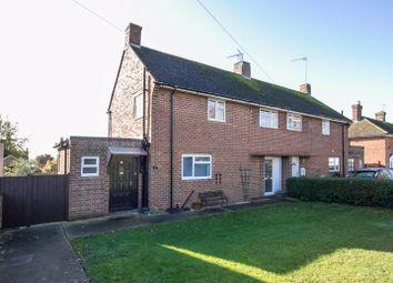 Thumbnail 3 bed semi-detached house for sale in Waynflete Avenue, Brackley