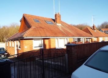 Thumbnail 3 bedroom bungalow for sale in Melrose Avenue, Fulwood, Preston, Lancashire