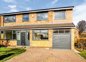 Thumbnail 5 bed detached house for sale in Bent Lea, Bradley, Huddersfield