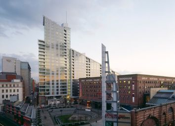 Thumbnail 3 bed flat to rent in Great Northern Tower 20th Floor, Watson Street, Manchester