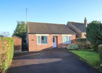 Thumbnail 2 bed bungalow for sale in Church Street, Middle Rasen, Lincolnshire