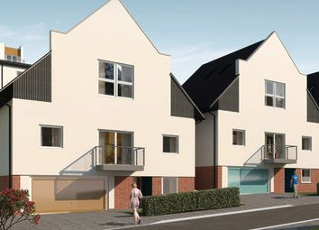 "Thumbnail 4 bedroom property for sale in ""The Ocean"" at Trem Elai, Penarth"
