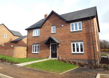 Thumbnail 4 bed detached house to rent in Geoff Morrison Way, Uttoxeter