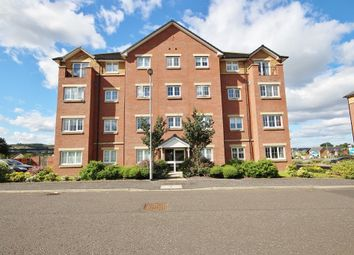 Thumbnail 2 bed flat for sale in Leighton Court, Cambuslang, Glasgow