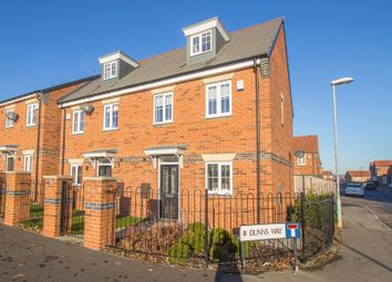 Thumbnail 3 bed terraced house to rent in Rennison Mews, Blaydon-On-Tyne