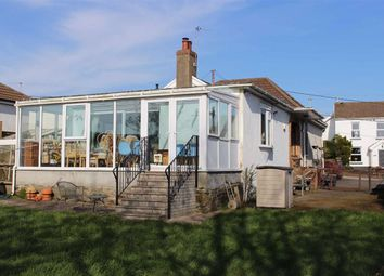 Thumbnail 4 bed detached bungalow for sale in Tirmynydd Road, Three Crosses, Swansea