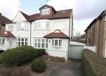 Thumbnail Semi-detached house for sale in Woodberry Way, Finchley