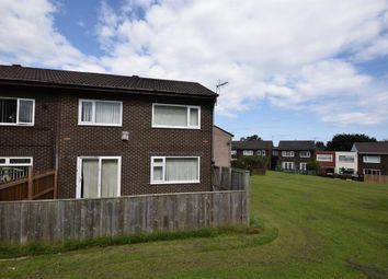 Thumbnail 3 bed end terrace house to rent in Severn Close, Peterlee, Durham