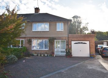 Thumbnail 4 bed semi-detached house for sale in Leaford Crescent, North Watford