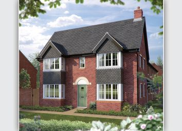 "Thumbnail 3 bedroom semi-detached house for sale in ""The Sheringham"" at Wall Hill, Congleton"