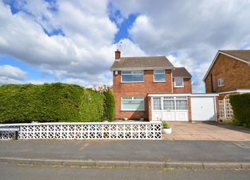 Thumbnail 4 bed detached house for sale in Aylestone Lane, Wigston