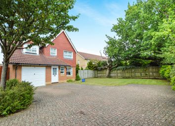 Thumbnail 4 bed detached house for sale in Dove Close, Kingsnorth, Ashford