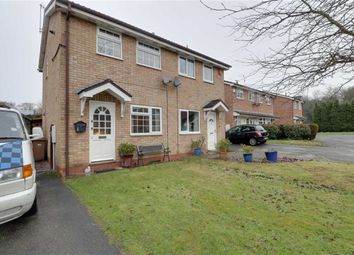 Thumbnail 2 bed semi-detached house for sale in Cardigan Grove, Trentham, Stoke-On-Trent