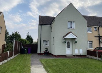 Thumbnail 3 bed end terrace house for sale in Vaughan Road, Willenhall